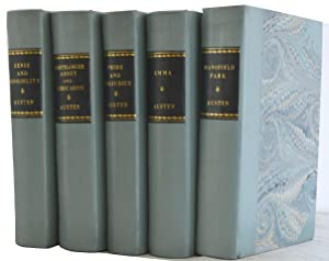 The Novels of Jane Austen. Sense and: Jane Austen