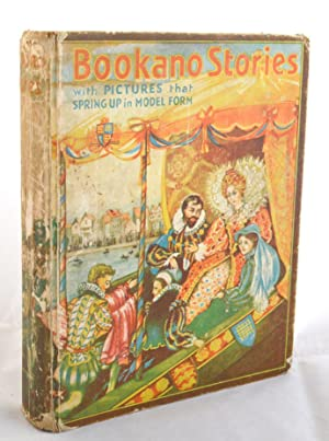 Bookano Stories with pictures that spring up in model form No 4