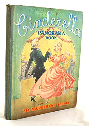 Cinderella Panorama Book. Six Magnificent Scenes
