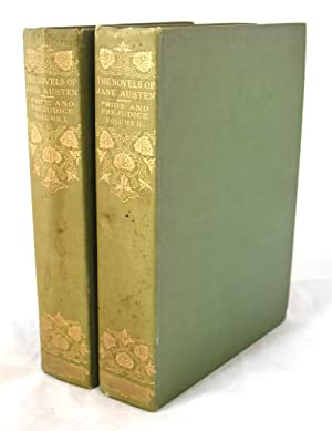 Pride and Prejudice Vols I & II: Jane Austen