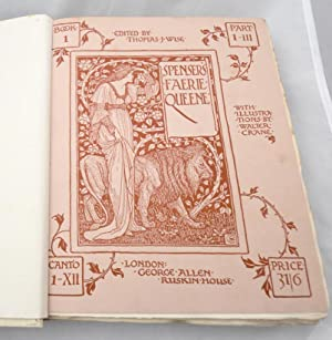 Faerie Queene by Spenser, Gilt - AbeBooks