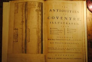 The Antiquities of Coventre, Illustrated