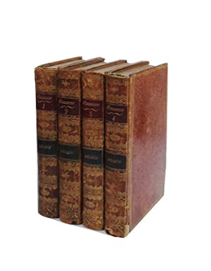 La Nouvelle Héloise. Tome 1 - 4.: Rousseau, Jean Jacques