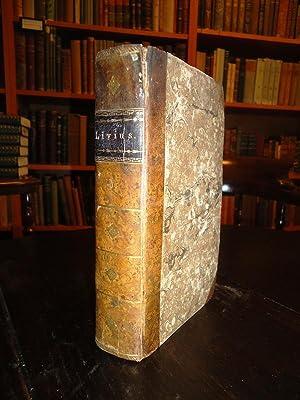 Historiarum libri qui supersunt omnes. Ex recensione: Livius, Titus (Patavinus)
