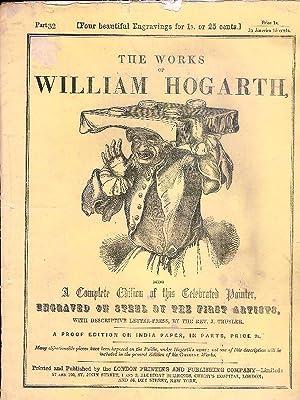 The Works of William Hoghart. Part. 32: Hogarth, William -