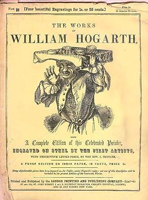 The Works of William Hoghart. Part. 18: Hogarth, William -