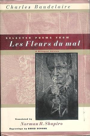 Selected Poems from Les Fleurs du mal.: Baudelaire, Charles