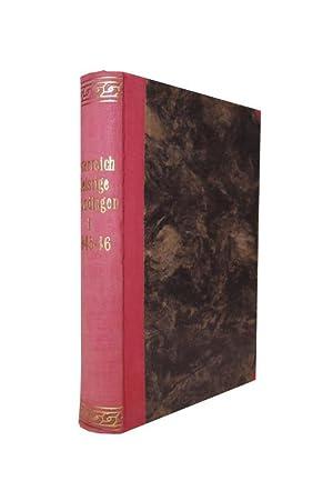Sammlung von 13 Reden, Ansprachen, etc. In 1 Band gebunden.: Fischer, Ernst / Matejka / Nitsche / ...