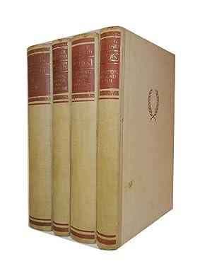 Italien. 4 Bände (Bd. 1, 2, 4 und 5).: Edschmid, Kasimir