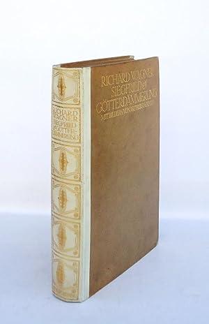 Siegfried und Götterdämmerung.: Rackham, Arthur (Illustr.)