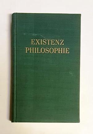 Existenzphilosophie. Von Kierkegaard bis Sartre.: Gabriel, Leo