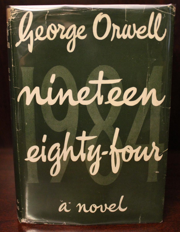 Nineteen Eighty-Four: George Orwell