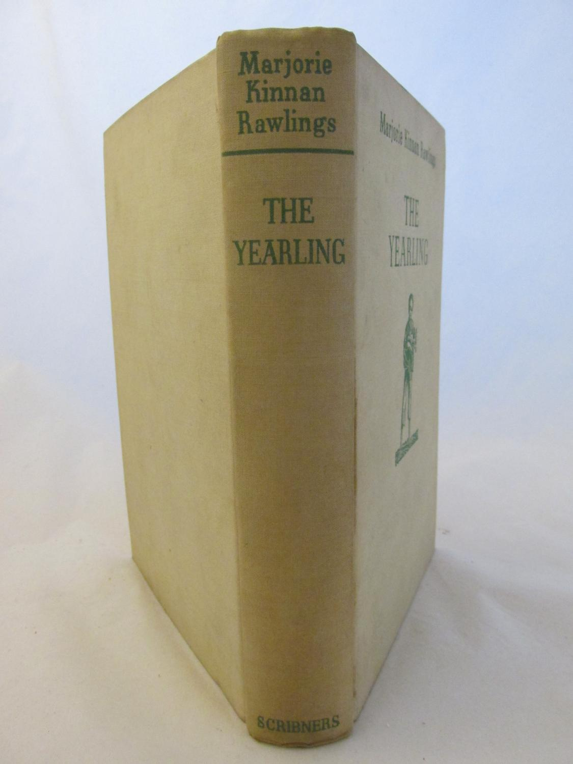 The Yearling: Marjorie Kinnan Rawlings