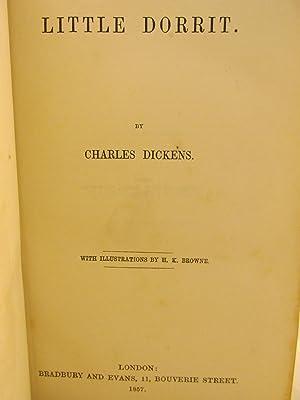 Little Dorrit: Charles Dickens