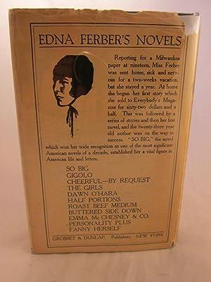 So Big: Edna Ferber