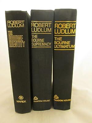The Bourne Trilogy, The Bourne Identity, The Bourne Supremacy, The Bourne Ultimatum: Robert Ludlum