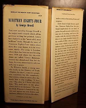 Nineteen Eighty-Four 1984: George Orwell