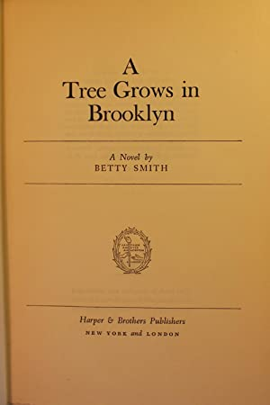 A Tree Grows in Brooklyn: Betty Smith