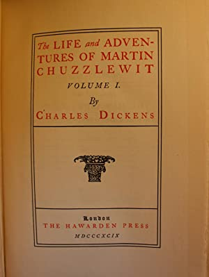 Barnaby Rudge, The Mystery of Edwin Drood: Charles Dickens