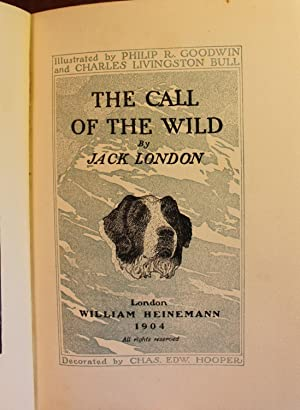 The Call of the Wild: Jack London