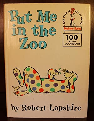Put Me in the Zoo: Robert Lopshire