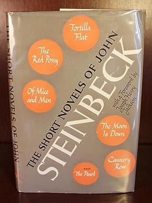 The Short Novels of John Steinbeck, Tortilla: John Steinbeck
