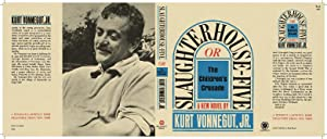Facsimile Dust Jacket ONLY Slaughterhouse-Five: Kurt Vonnegut
