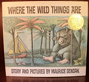 Where the Wild Things Are: Maurice Sendak