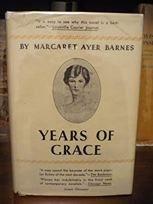 Years of Grace: Margaret Ayer Barnes