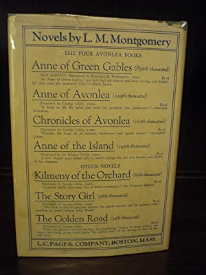 Anne of Green Gables: L. M. Montgomery