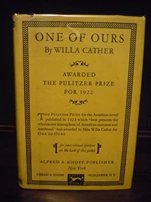 One of Ours: Willa Cather
