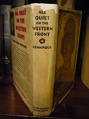 All Quiet on the Western Front: Erich Maria Remarque