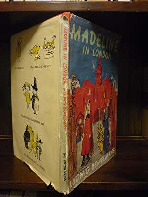 Madeline in London: Ludwig Bemelmans