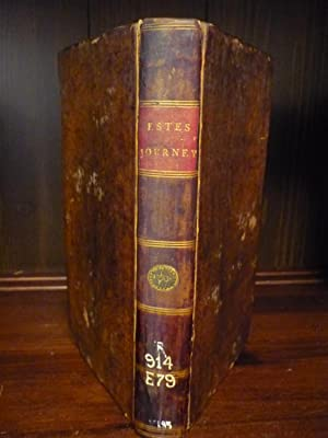 A Journey in the Year 1793, Through Flanders, Brabant, and Germany, to Switzerland: C. Este