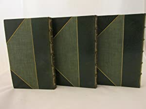 Romola, 3 Volume Set, Bayntun Bound: George Eliot