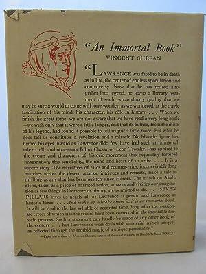 Seven Pillars of Wisdom: T. E. Lawrence