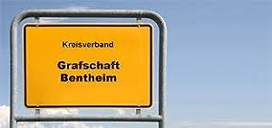 Die Grafschaft Bentheim. Zeichnungen Bernd Andreas Knoop.: Knoop, Bernd, Andreas