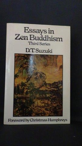Are two Essays In Zen Buddhism Third Series could spend