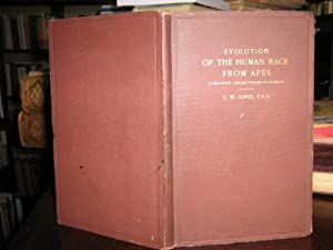 EVOLUTION OF THE HUMAN RACE FROM APES and of APES FROM LOWER ANIMALS, A Doctrine Unsanctioned by ...