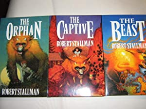THE BOOK OF THE BEAST trilogy - The Orphan + The Captive + The Beast