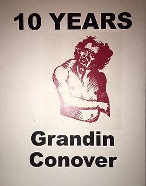 10 Years 1959 1969: Grandin Conover