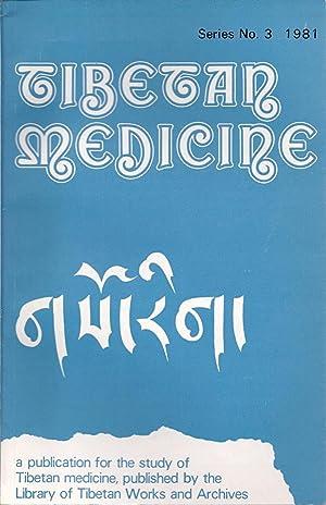 Tibetan Medicine 1981. Series Number 3: Library of Tibetan