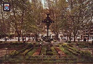 PAMPLONA: Plaza de la Cruz.