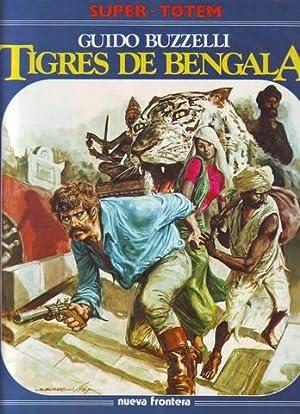 TIGRES DE BENGALA. Super Totem nº12.: BUZZELLI, Guido