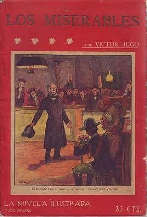 LOS MISERABLES. Tomos I y II (completo).: HUGO, Victor