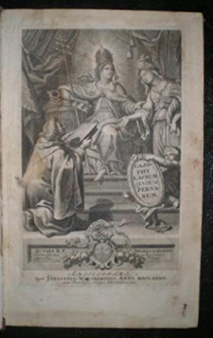 GAZOPHYLACIUM LINGUAE PERSARUM, Triplici linguarum clavi ITALICAE,: S. JOSEPH, P.