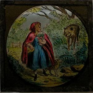 CAPERUCITA ROJA (Linterna mágica).