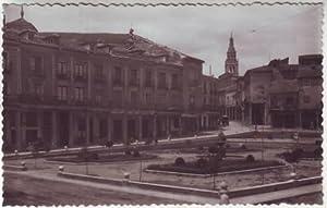 MEDINA DE RIOSECO (Valladolid) Plaza Mayor. Grande