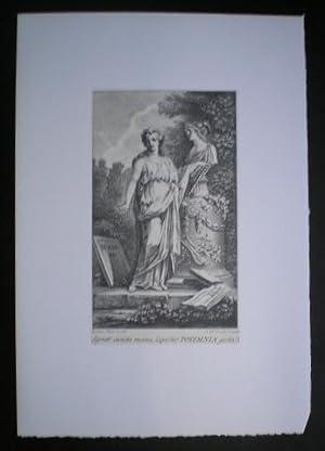 POLYMNIA. POLIMNIA: Musa de los cantos sagrados