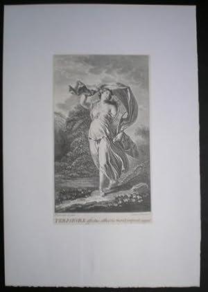 TERPSICORE: Musa de la danza y la